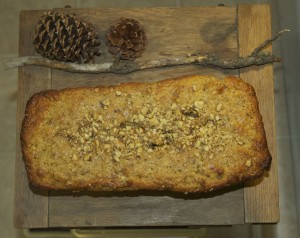 Mom's Secret Banana Bread