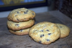 Colorado Chocolate Chip Cookies