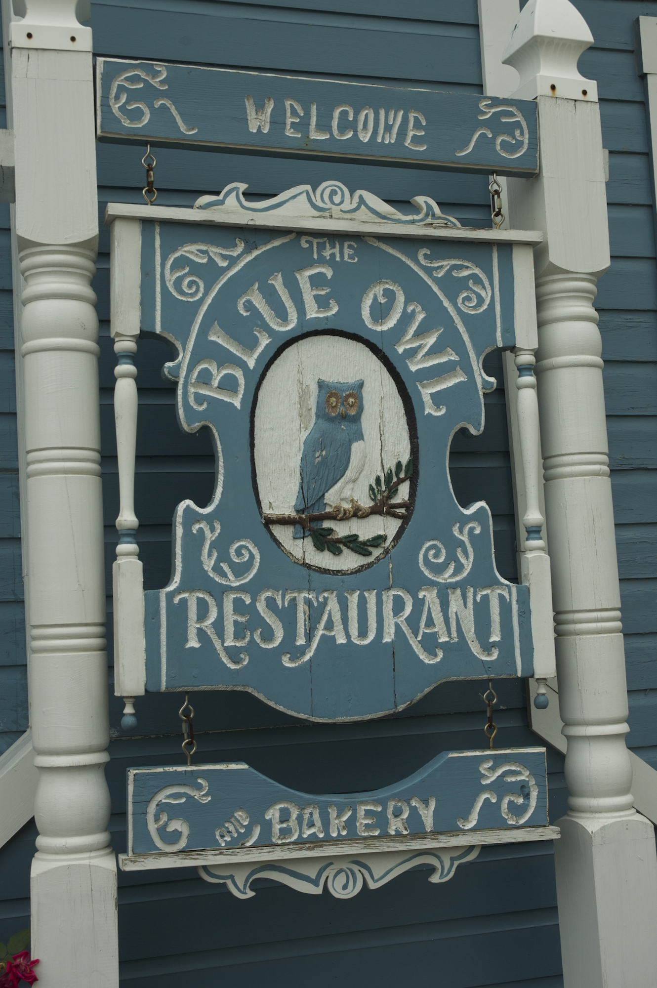The Blue Owl Restaurant and BAKERY
