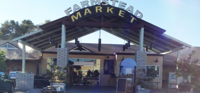 FarmsteadMarket Entrance