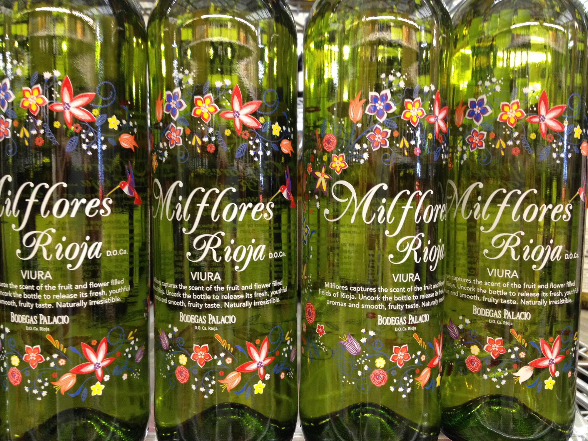 Mil Flores Rioja wine, Salmon Steaks, rachelsrecipecollection.com