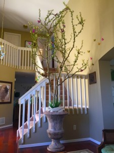 Easter- Butterfly Tree