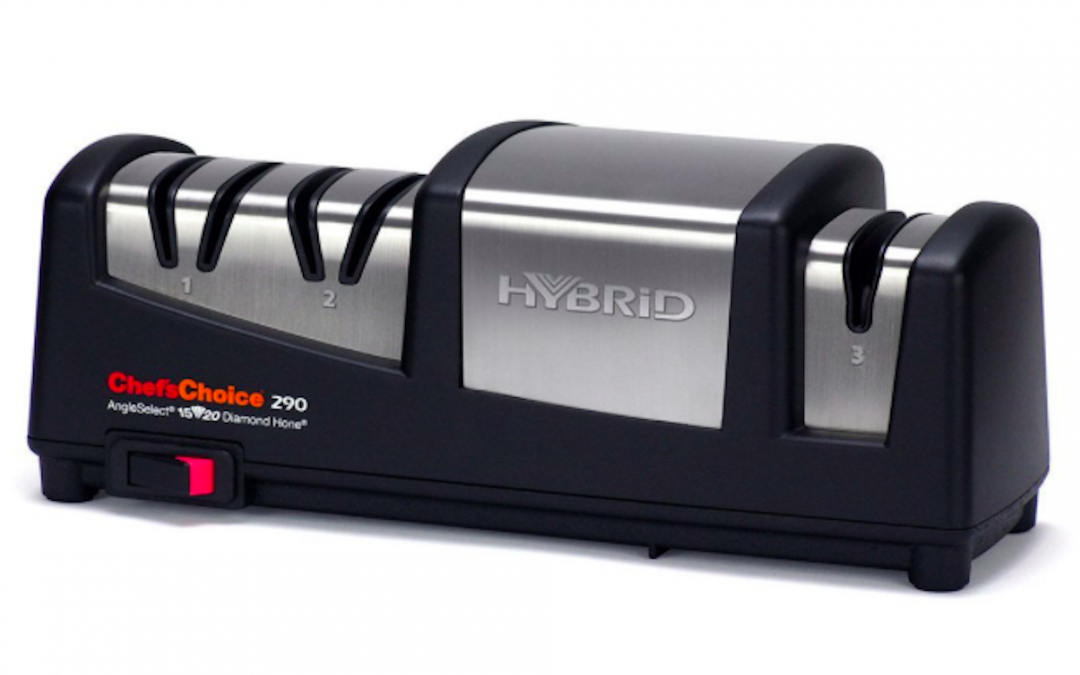 Chef's Choice Knife Sharpener 290 Hybrid