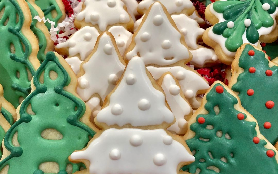 Christmas Cookies For the Humane Society (HSPPR)