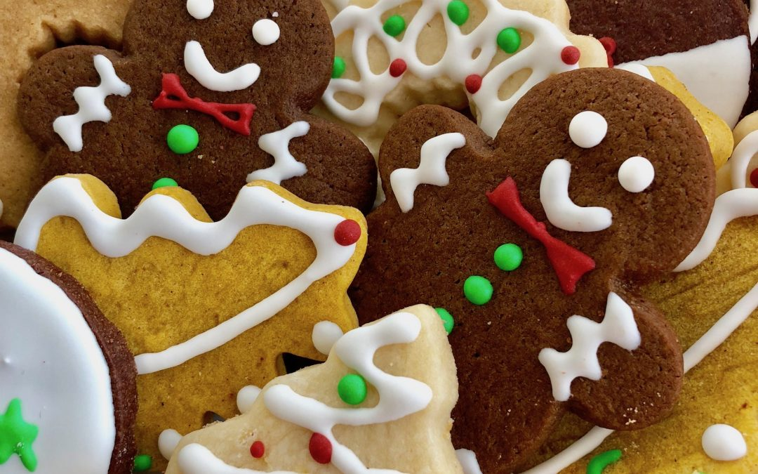 More Christmas Cookies  – Eggnog, Chocolate, Peanut Butter, Pumpkin, Gingerbread and Sugar for 2017